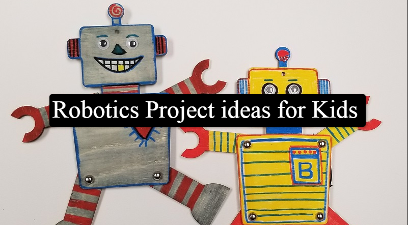 robotics projects for school students